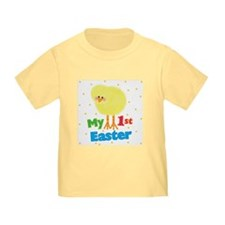 My 1st Easter Chick T