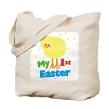 My 1st Easter Chick Tote Bag