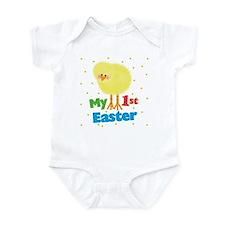 My 1st Easter Chick Infant Bodysuit