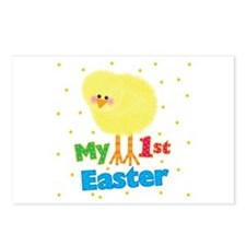 My 1st Easter Chick Postcards (Package of 8)