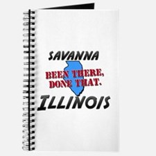 savanna illinois - been there, done that Journal