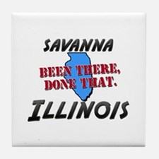 savanna illinois - been there, done that Tile Coas