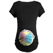Easter Egg Smuggler Dark Maternity Tee