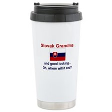 Gd Lkg Slovak Grandma Travel Mug