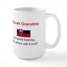 Gd Lkg Slovak Grandma Mug