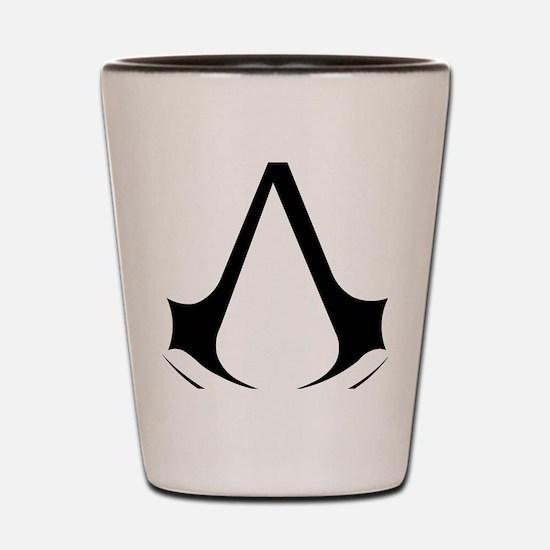 Cute Assassins creed Shot Glass