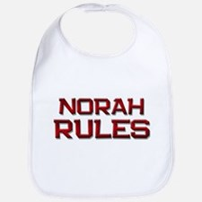 norah rules Bib