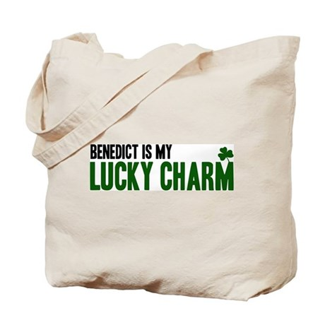 Benedict (lucky charm) Tote Bag
