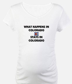 What Happens In COLORADO Stays There Shirt