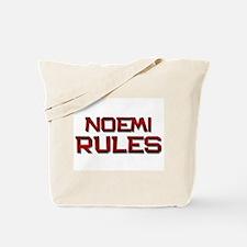 noemi rules Tote Bag