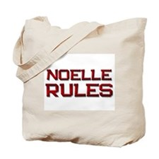 noelle rules Tote Bag