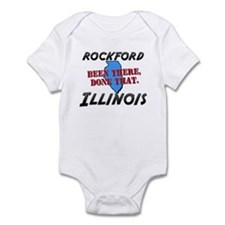 rockford illinois - been there, done that Infant B