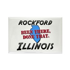 rockford illinois - been there, done that Rectangl