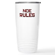 noe rules Travel Mug