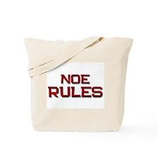 noe rules Tote Bag