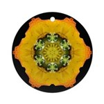 Icelandic Poppy I Ornament (Round)