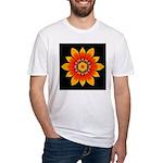 Gazania I Fitted T-Shirt