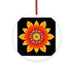 Gazania I Ornament (Round)