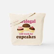 Funny Paralegal Tote Bag