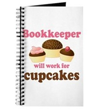 Funny Bookkeeper Journal