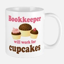 Funny Bookkeeper Mug