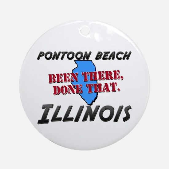 pontoon beach illinois - been there, done that Orn