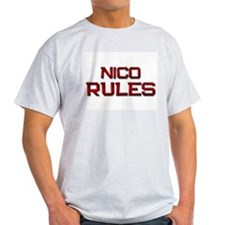 nico rules T-Shirt