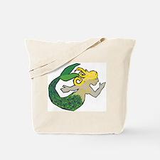 Mermaid Collage Tote Bag