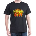 Birthday Girl Black T-Shirt