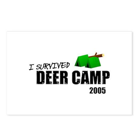 Deer Camp 2005 Postcards (Package of 8)