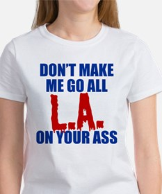 Los Angeles Baseball Tee