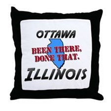 ottawa illinois - been there, done that Throw Pill