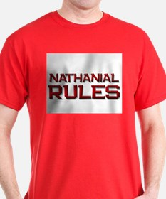 nathanial rules T-Shirt