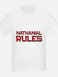 nathanial rules T-Shirt