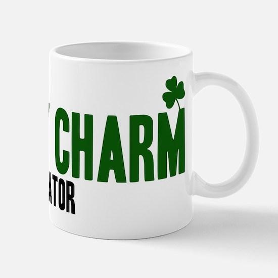 Translator lucky charm Mug