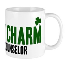 School Counselor lucky charm Mug