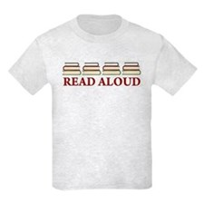 Read Aloud Books T-Shirt