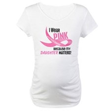 I Wear Pink For My Daughter 33.2 Shirt