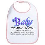 Baby - Coming Soon! Bib