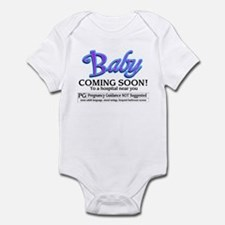 Baby - Coming Soon! Infant Bodysuit
