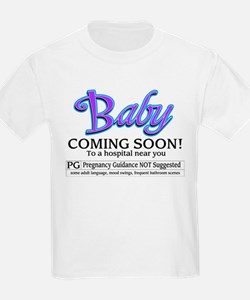 Baby - Coming Soon! T-Shirt