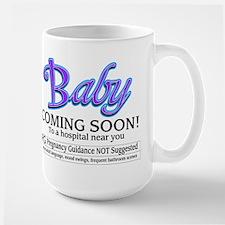 Baby - Coming Soon! Mug