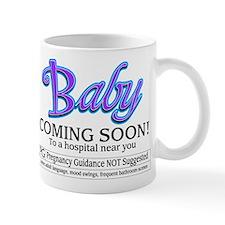 Baby - Coming Soon! Small Mug