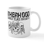 Scariest Place on Earth - Fatherhood Mug