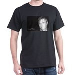 headshot Black T-Shirt