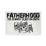 Scariest Place on Earth - Fatherhood Rectangle Mag