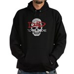 Dad to the Bone Hoodie (dark)