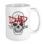 Dad to the Bone Large Mug