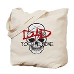 Dad to the Bone Tote Bag