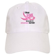 I Wear Pink For My Grandma 33.2 Baseball Cap